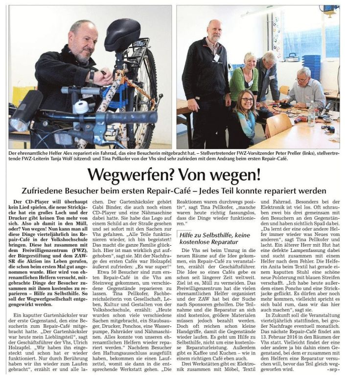 Presseschau 2015-11-02-2